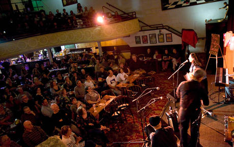 Photo Of Live Performance At Portland Brewery   McMenamins Mission Theater